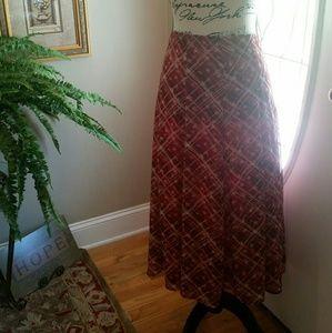 EMMA JAMES Classic Gored Skirt - 10